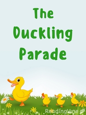 The duckling parade