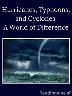 Hurricanes typhoons and cyclones a world of difference