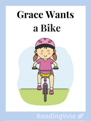 Grace wants a bike 2