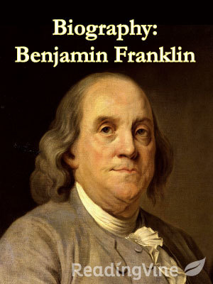 Biography benjamin franklin