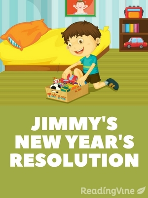 Jimmy new years resolution