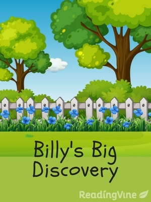 Billys big discovery