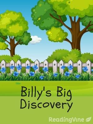 Billys big discovery