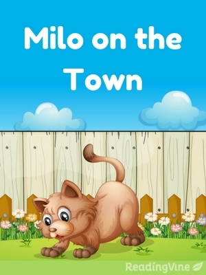 Milo on the town