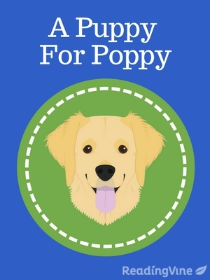 A puppy for poppy