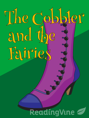 The cobbler and the fairies