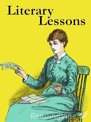 Literary lessons