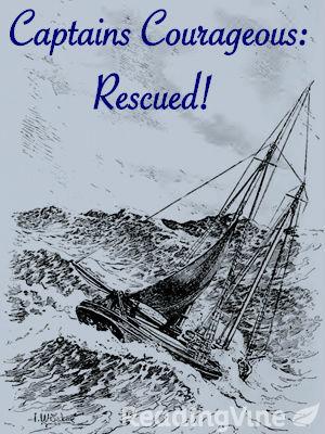 Captains courageous rescued