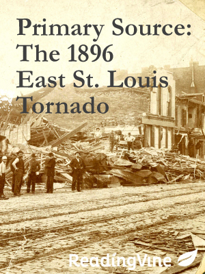 Primary source the 1896 east st louis tornado