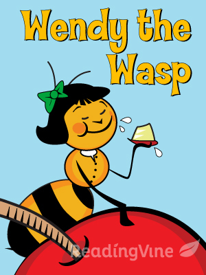 Wendy the wasp