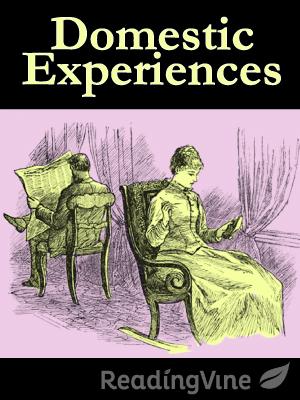 Domestic experiences