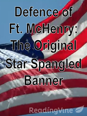Defence of ft mchenry the original star spangled  banne