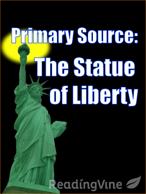 Primary source the statue o