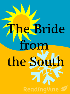 The bride from the south