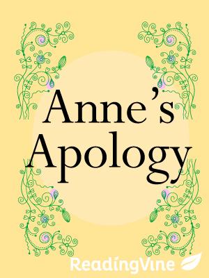 Anne s apology