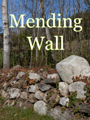 mending wall analysis essay