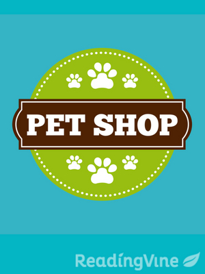 The pet store illustration