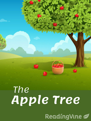 The apple tree illustration