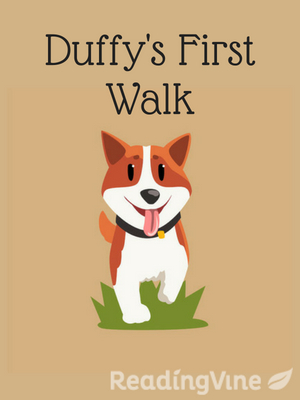 Duffy s first walk illustration