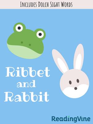 Ribber and rabbit illustration