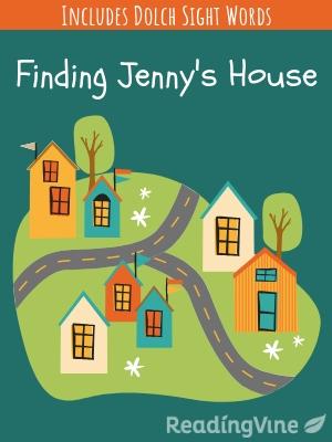 Finding jenny s house illustration