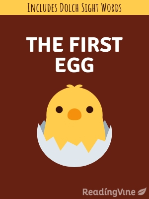 The first egg illustration
