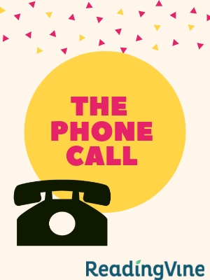 The phone call illustration