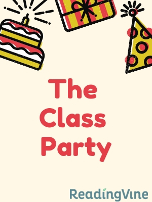 The class party illustration