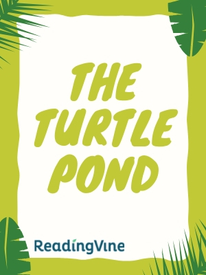 The turtle pond illustration 2
