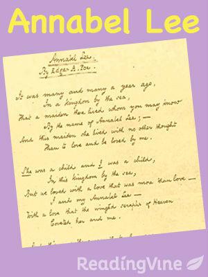 Edgar Allan Poe Reading Comprehension Passages