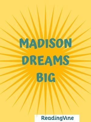 Madison dreams big illustration