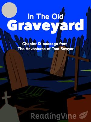 Twain graveyard