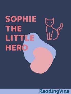 Sophie the little hero illustration