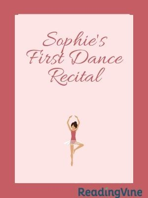 Sophie s first dance recital illustration 2