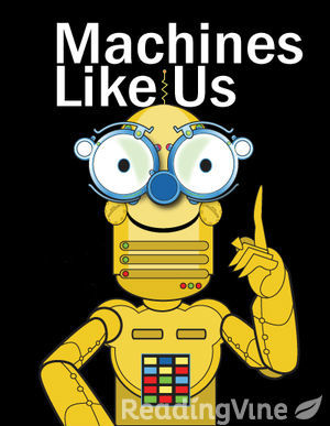 Machines like us cover