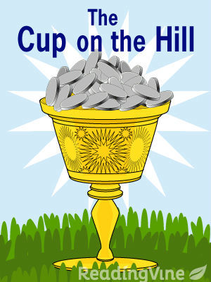 The cup on the hill