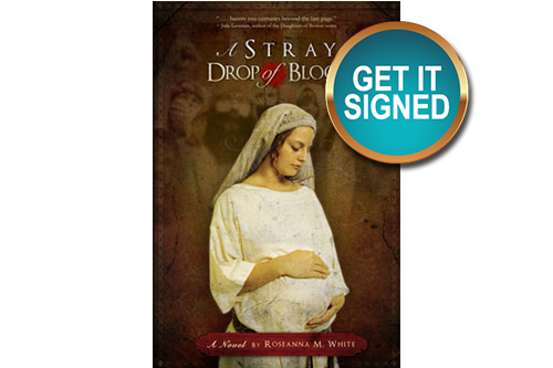 A Stray Drop of Blood – Classic Print Edition