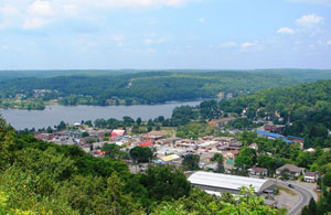 Haliburton Village