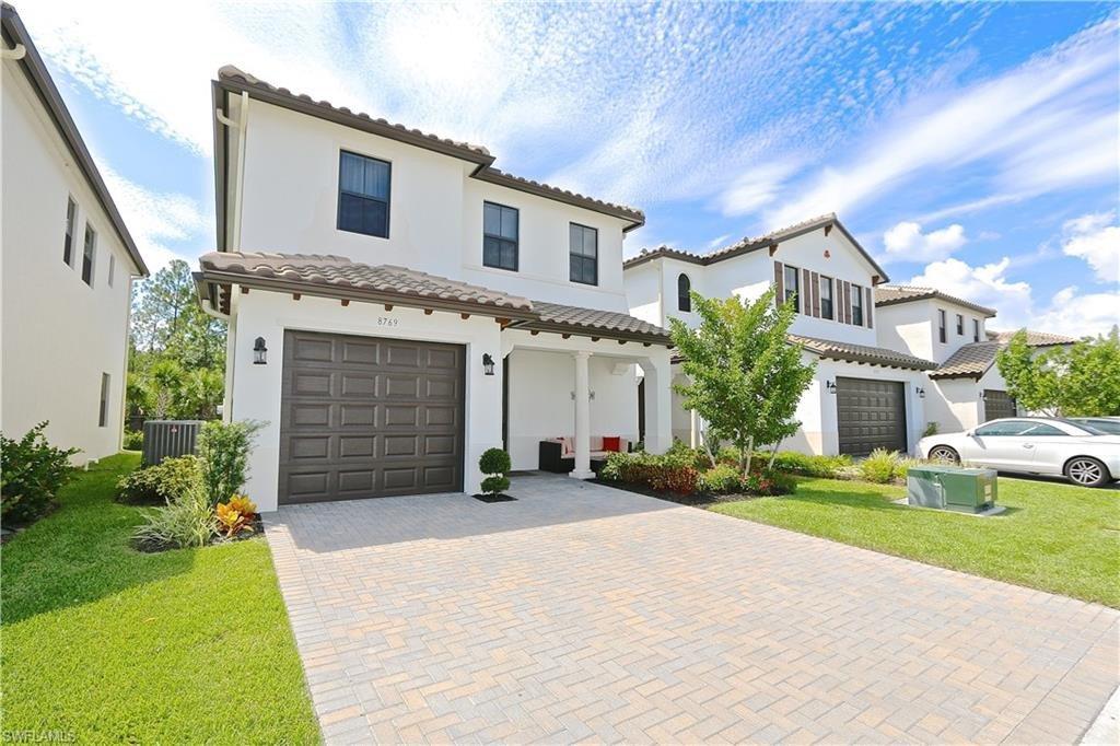 Fronterra Real Estate   8769 Madrid Circle, Naples, FL ...