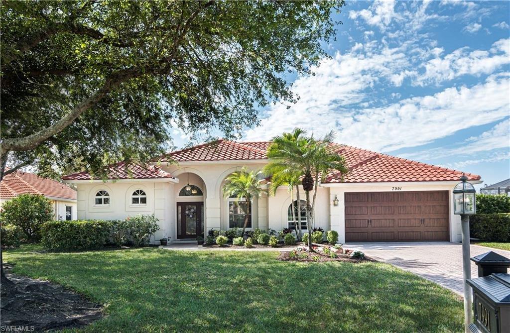Monterey Real Estate   7991 Beaumont Court, Naples, FL ...