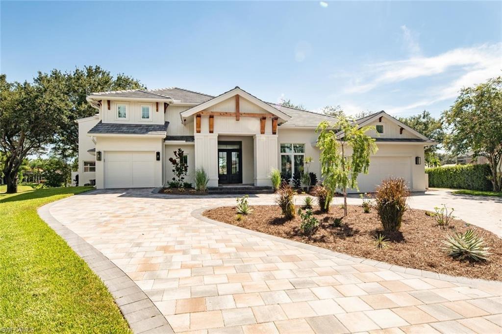 Monterey Real Estate   7985 Beaumont Court, Naples, FL ...