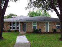 Garland Home for Rent