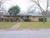 Waxahachie Home for Rent