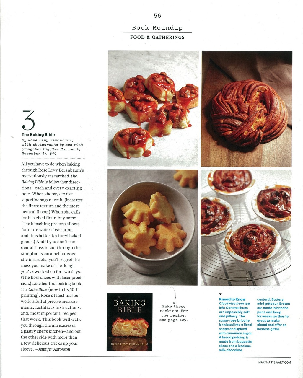 Beautiful Review In Martha Stewart Living