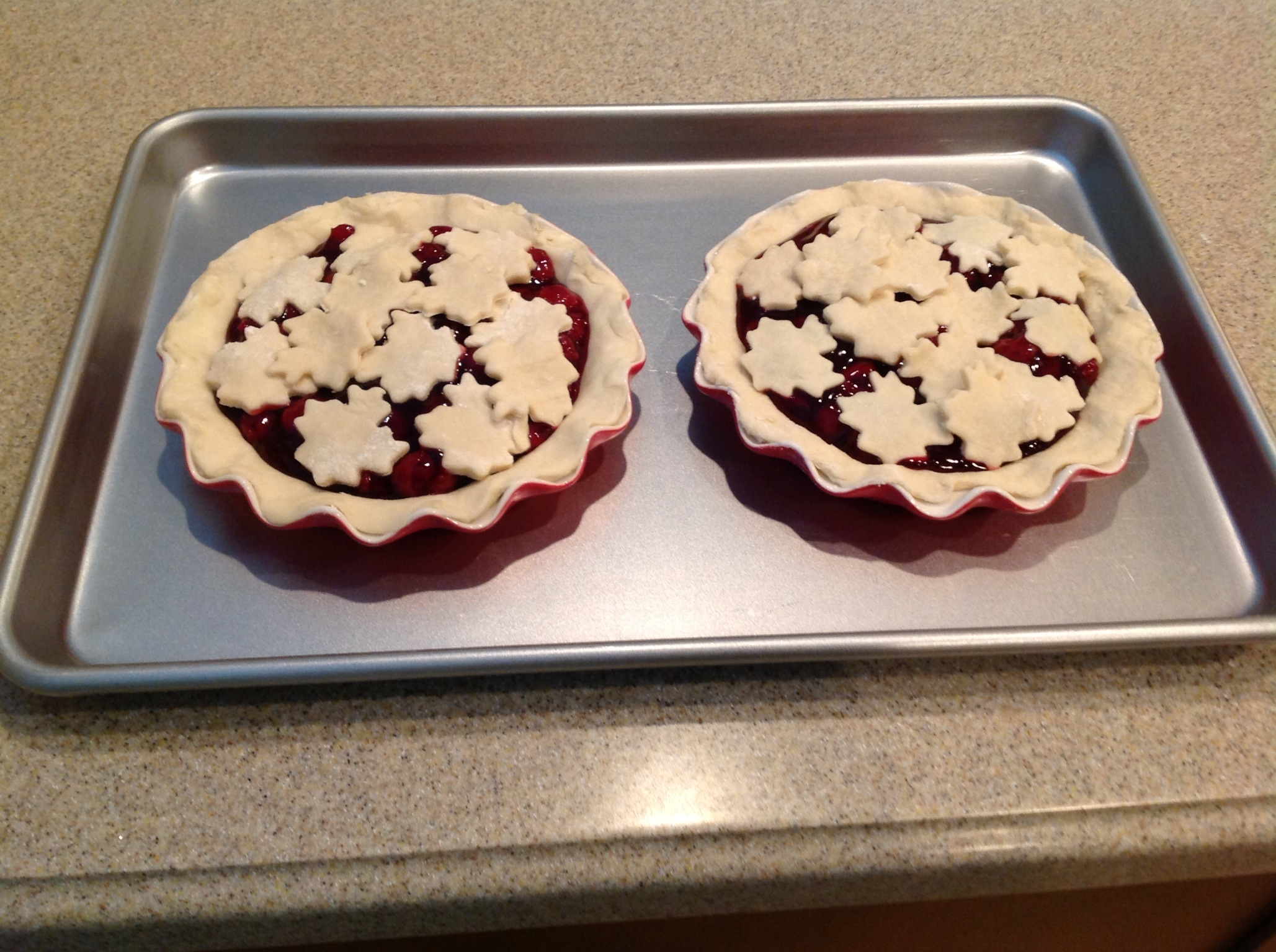 Rose Levy Bakeware Pie Plate - Mini 7 Inch - Fluted - Red & My Favorite 7 Inch Mini Pie Plate u2014 Real Baking with Rose