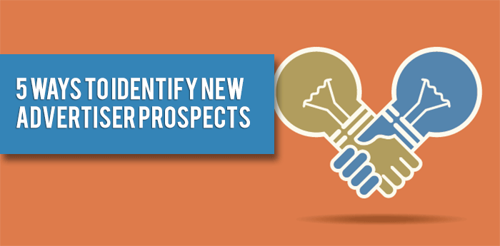 how to identify new advertisers