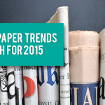 4 Newspaper Trends to Watch for 2015