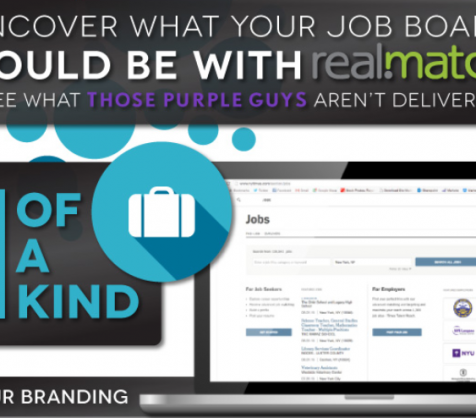 Uncover What Your Job Board Could Be With RealMatch [INFOGRAPHIC]