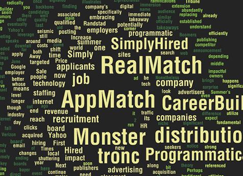 Monster, SimplyHired, Yahoo, & Programmatic Impact