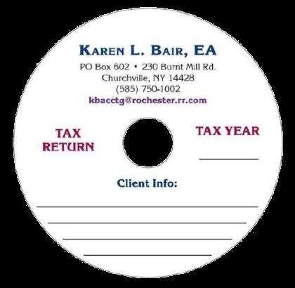 Tax CD